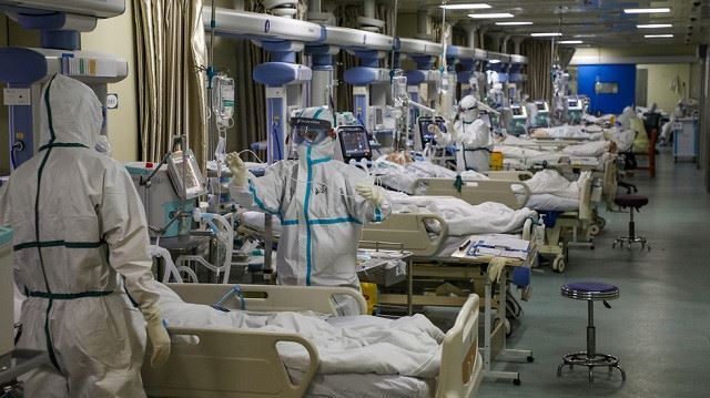 Dịch Covid-19: Số người tử vong ở Italy vượt con số 1.000