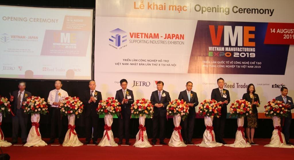 Nhựa Bình Thuận tại triển lãm VME 2019