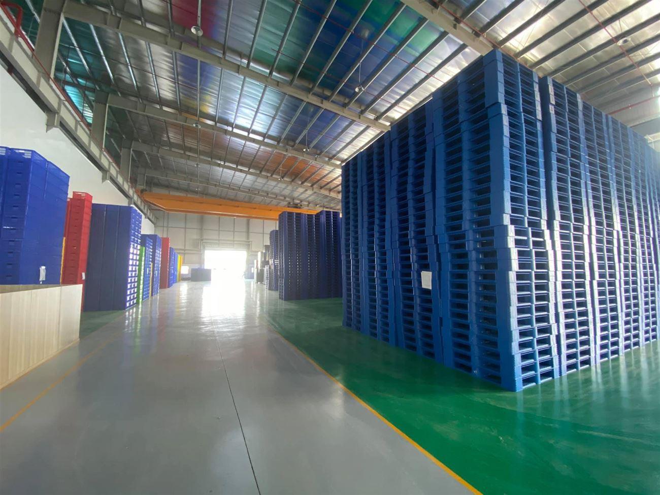 3 lý do bạn nên lựa chọn thuê Pallet tại Nhựa Bình Thuận