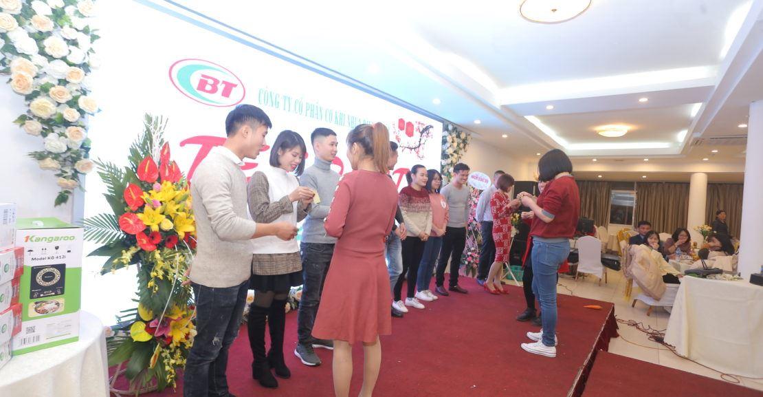 Công ty Nhựa Bình Thuận chào xuân 2019