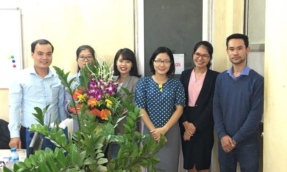 Xúc động trước sự quan tâm của ban chấp hành công đoàn Công Ty tới chị em phụ nữ nhân ngày 20.10.2018