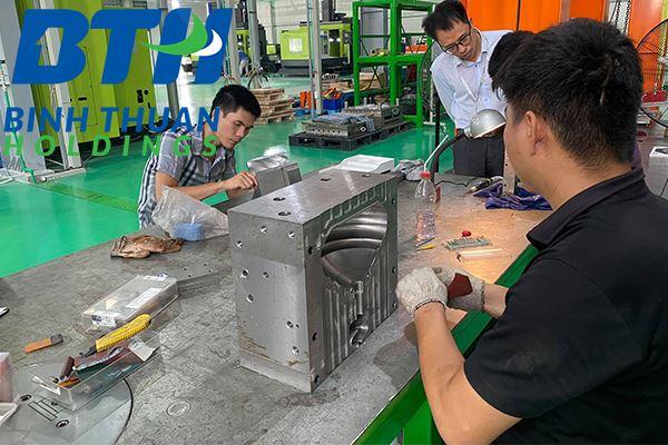 Công ty sản xuất khuôn ép nhựa số 1 Việt Nam