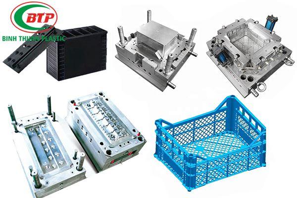 Khuôn ép nhựa và quy trình sản xuất khuôn ép nhựa