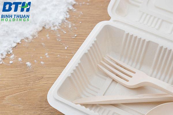 Quy trình sản xuất sản phẩm nhựa sinh học