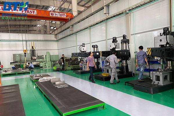 Công ty sản xuất khuôn mẫu nhựa công nghiệp