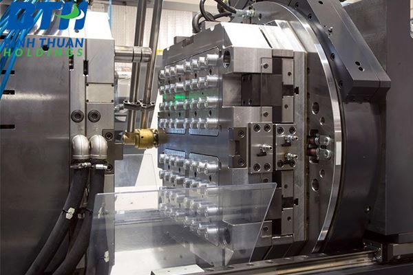 Quy trình sản xuất khuôn ép nhựa