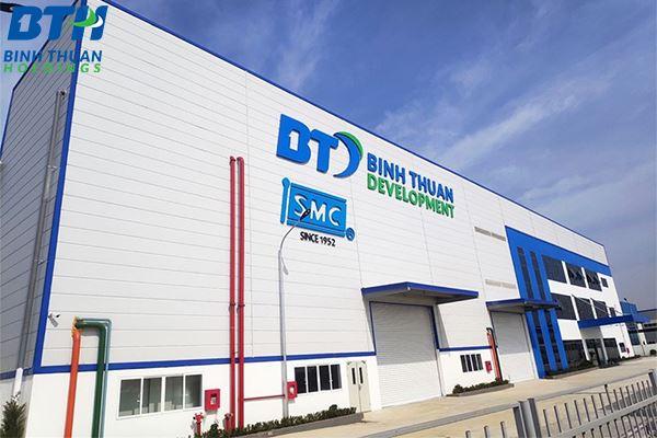 Nhà máy sản xuất thùng nhựa công nghiệp lớn số 1 miền Bắc