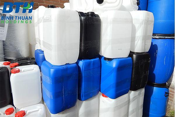 Công ty sản xuất can nhựa tại hà nội quy mô lớn