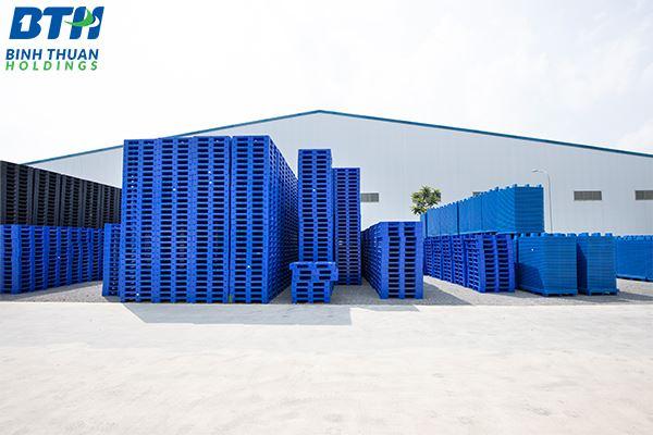 Sản xuất pallet nhựa tại Hà Nội giá rẻ