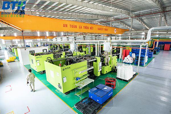 Nhà máy gia công nhựa theo yêu cầu (OEM)