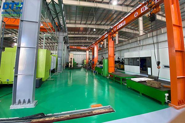Công ty sản xuất khuôn nhựa công nghiệp chính xác
