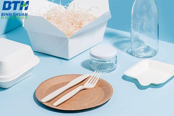 Công ty sản xuất sản phẩm nhựa sinh học theo yêu cầu