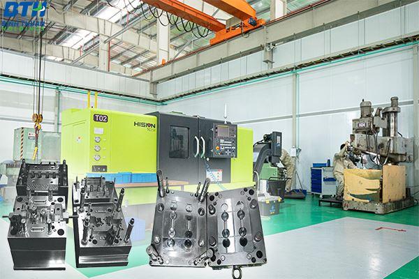 Công ty sản xuất khuôn ép nhựa mẫu