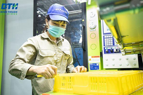 Sản xuất thùng nhựa sóng tại Hà Nội