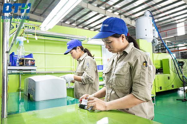 Gia công nhựa theo yêu cầu tại Hà Nội