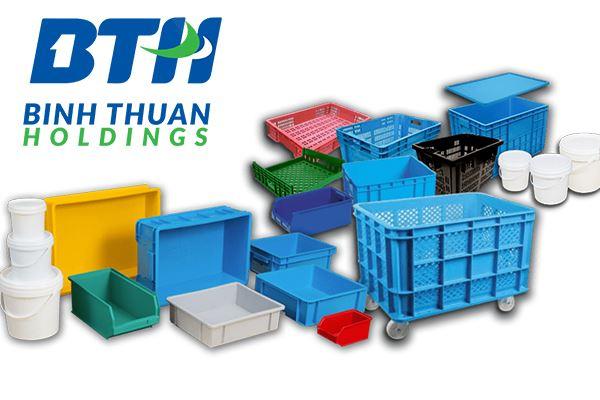 Sản xuất thùng nhựa công nghiệp giá rẻ nhất thị trường