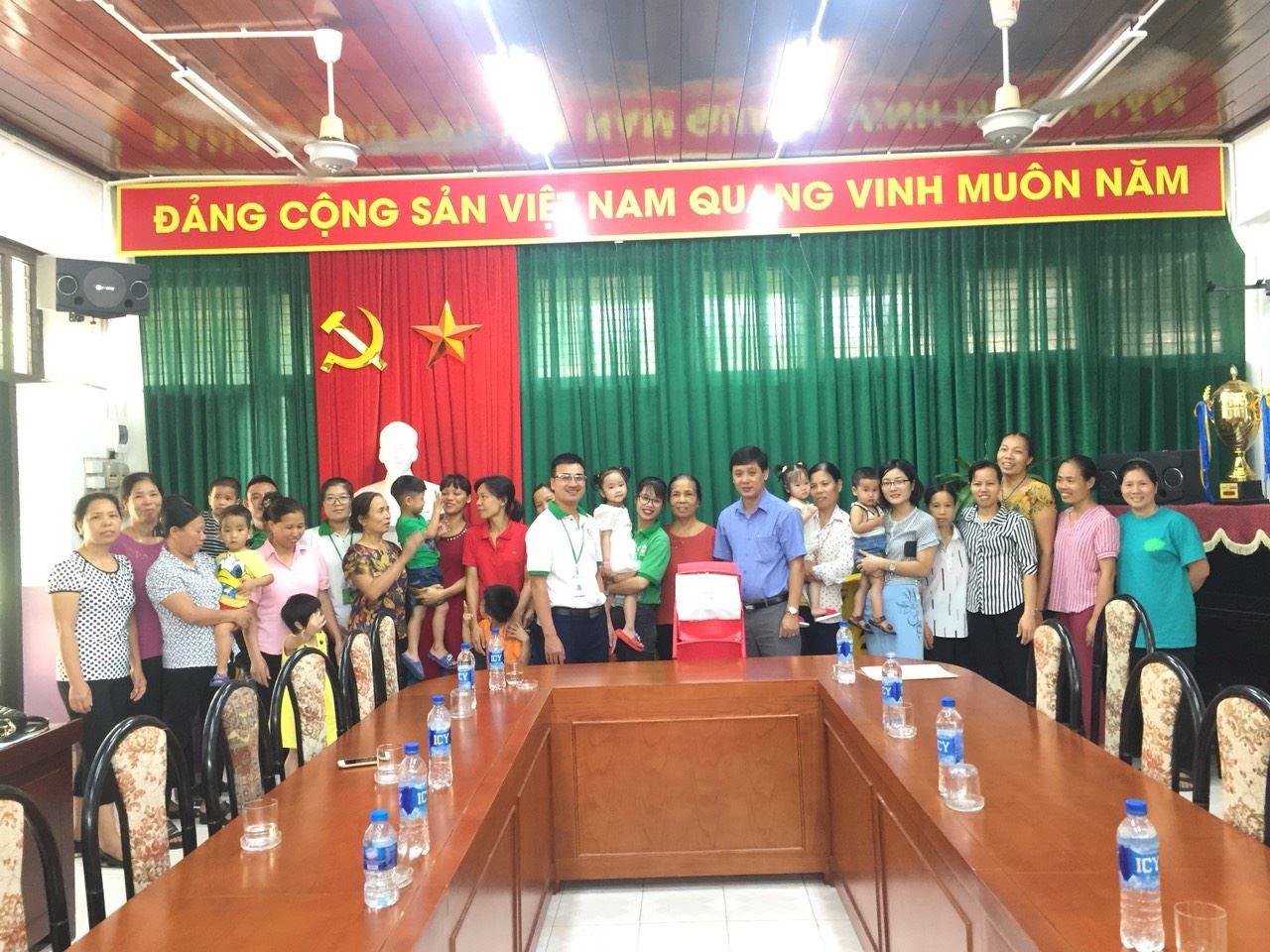 Chương trình thiện nguyện Công ty Nhựa Bình Thuận Trung  Thu Bên Em tại Làng trẻ em SOS