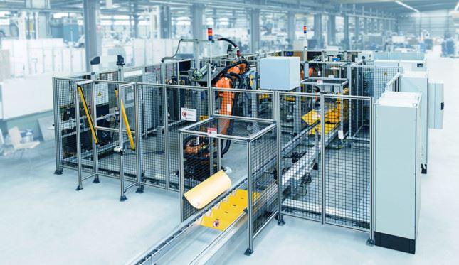 Lắp ráp các sản phẩm công nghiệp
